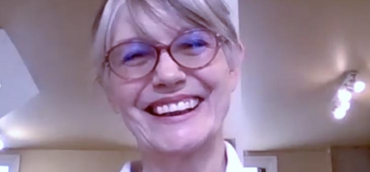 Cours en ligne exceptionnel avec Carola Beresford Cooke !